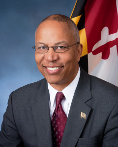 Lt. Gov Boyd Rutherford Official Portrait