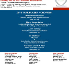7th Annual Black Republican Trailblazer Awards
