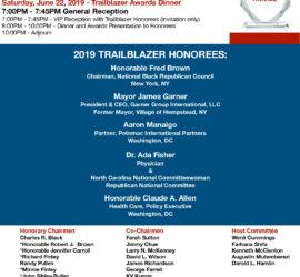 7th Annual Black Republican Trailblazer Awards